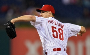 Phillies closer Jon Papelbon