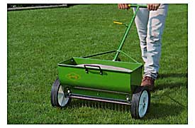 Cranky Man's Lawn '13:  Getting a Spring-loaded Start (3/6)