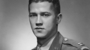 Army Lt. Col. Don C. Faith Jr.