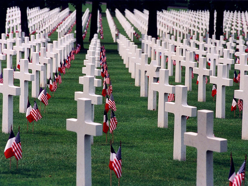 Thoughts for a Memorial Day (1/5)