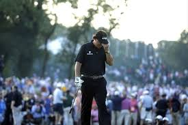 Mickelson could have used a jolt.