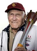 Mr. Zamperini still resides in Torrance, CA at the extraordinary age of 96!