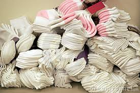 Forty pairs of socks would weigh about 15.8 pounds.