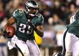 Lesean McCoy  (Photo from pennlive.com)
