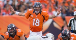 Peyton, the guy waving his hands