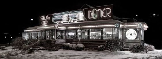 Trolley Car Diner Mt. Airy, Philadelphia