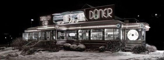 Trolley Car Diner Mt. Airy, Philadelphia
