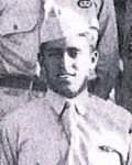 Private Joseph Gandara