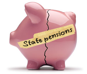 State-pensions