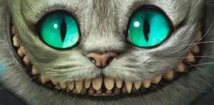 Cats are plain creepy!