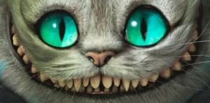 Cats are plain creepy!