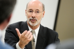 PA Governor-elect Tom Wolf