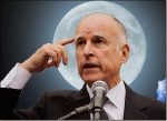 Governor Jerry Brown Moonbeam-1