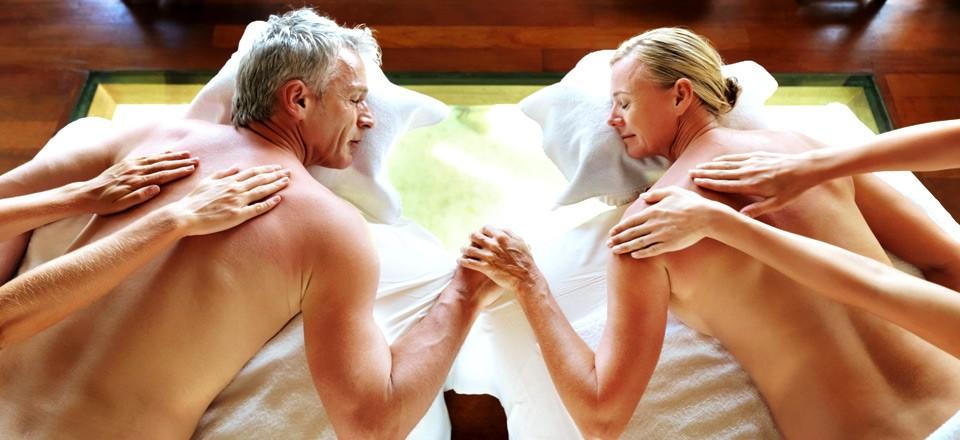 Couples Massage Redux, Mon!