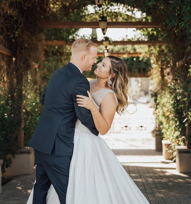 Destination Wedding:  The Other California Wine Country